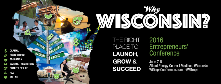 Entrepreneurs' Conference | Wisconsin Technology Council