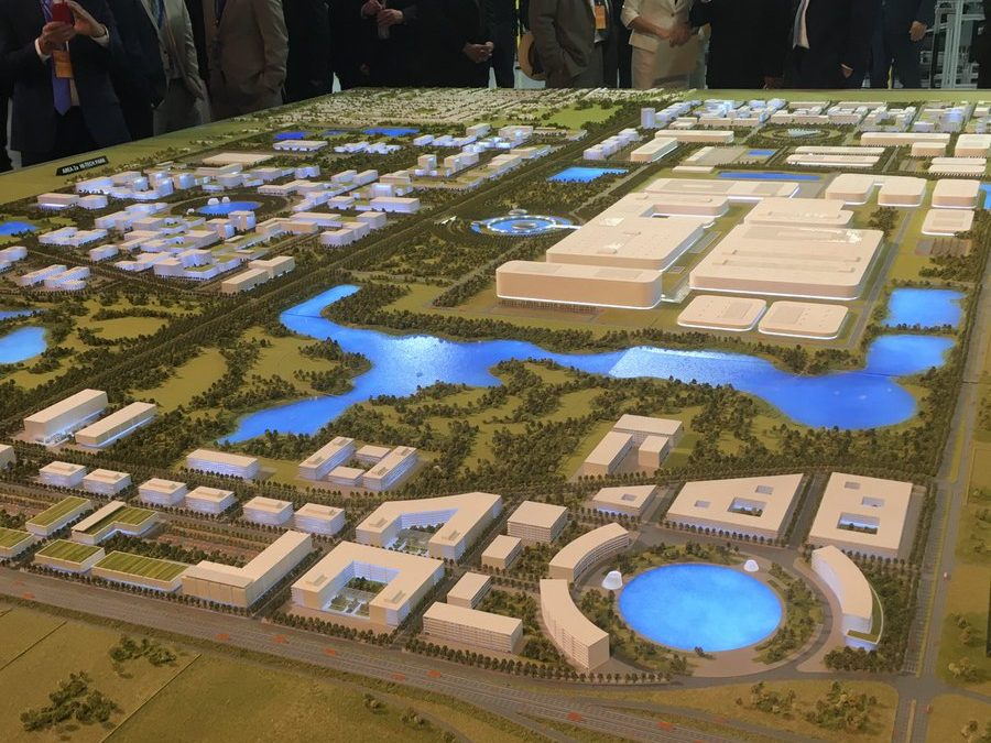 InsideWis: Technologies on display at Foxconn event will help drive Wisconsin's economy